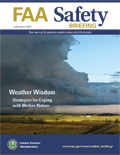 Cover of FAA Safety Briefing, July/August 2010